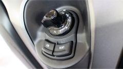 Yamaha T-Max 300: il  comando del sistema keyless