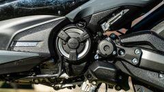Yamaha T-Max 560, dettagli della meccanica