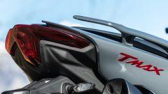 Yamaha T-Max 560, il faro posteriore