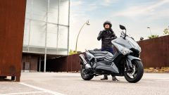 Yamaha T-Max Lux Max - Immagine: 7