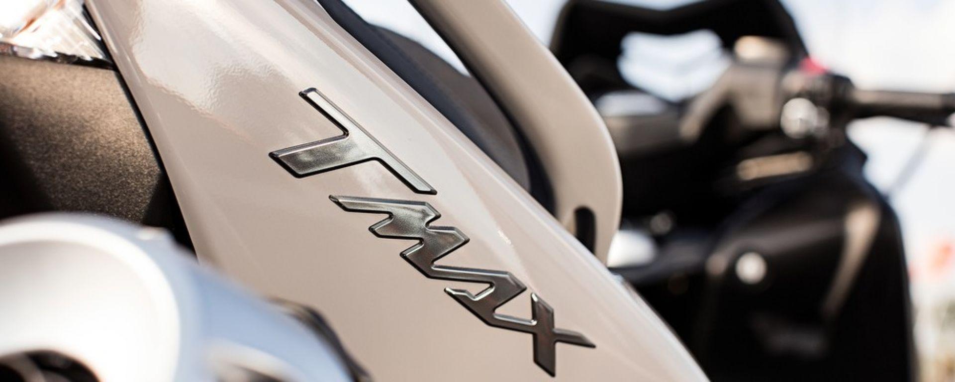 Yamaha T-Max Lux Max