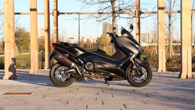 Yamaha T-Max Sport Edition