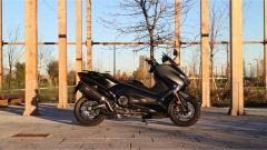 Yamaha T-Max SX Sport Edition: il più sportivo tra gli sportivi - Immagine: 14