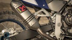 Yamaha T7 Concept, il bicilindrico 700 cc