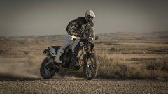 Yamaha T7 Concept in azione - EICMA 2016