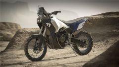 Yamaha T7, da qui deriva la nuova Ténére 700