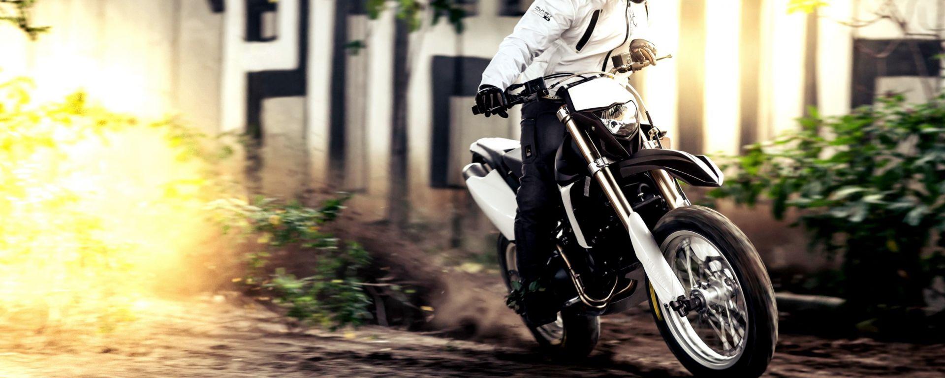 Yamaha TCross Hyper Modified