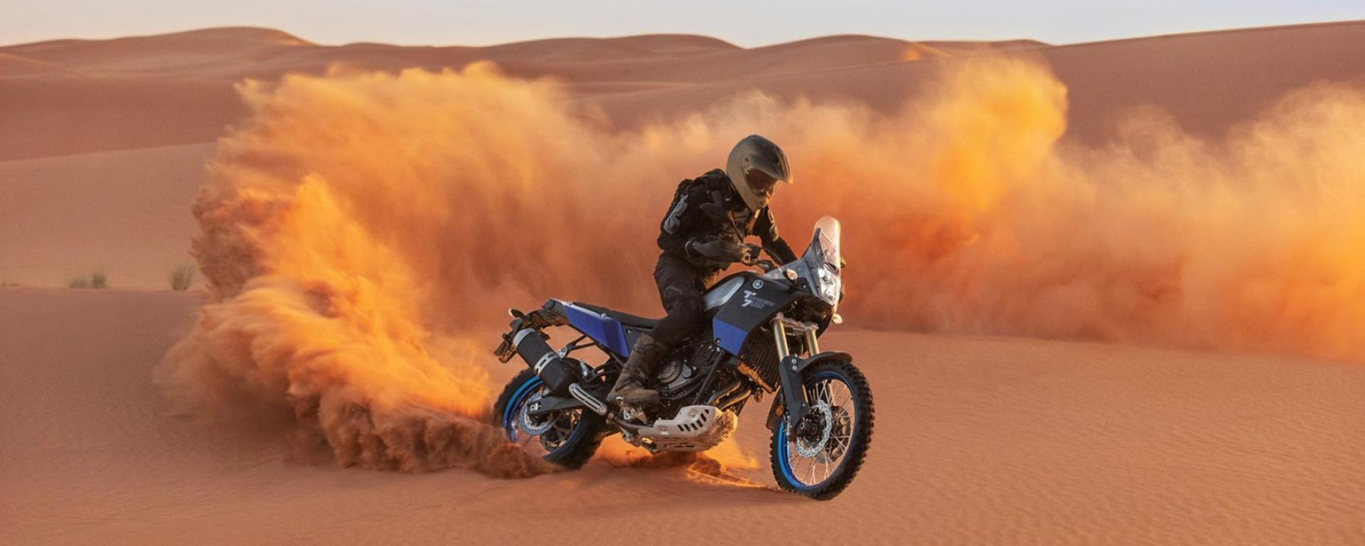 Yamaha Ténéré 700: se la prenoti online arriva prima e costa meno