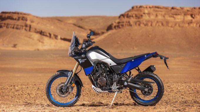Yamaha Ténéré 700: a ottobre batte la BMW R 1250 GS nelle vendite in Gemania
