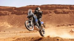 Yamaha Ténéré 700: agile anche sui tracciati più difficili