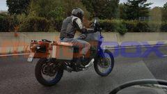 Yamaha Ténéré 700 con serbatoio maggiorato: in arrivo una versione Adventure? (Credits: M.R.)