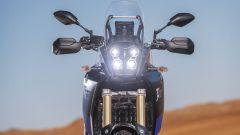 Yamaha Ténéré 700: dettaglio del faro anteriore