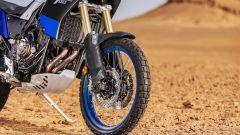 Yamaha Ténéré 700: la forcella