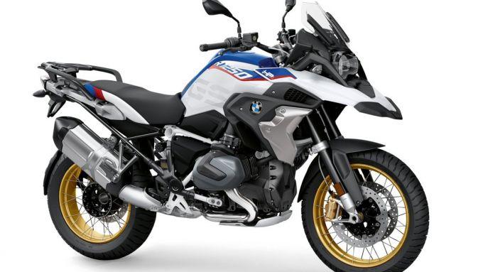 Yamaha Ténéré 700: la rivale BMW R 1250 GS in versione HP