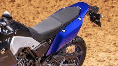 Yamaha Ténéré 700: la sella