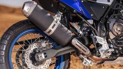 Yamaha Ténéré 700: lo scarico