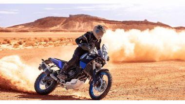 Yamaha Ténéré 700: potrebbe arrivare una versione Adventure