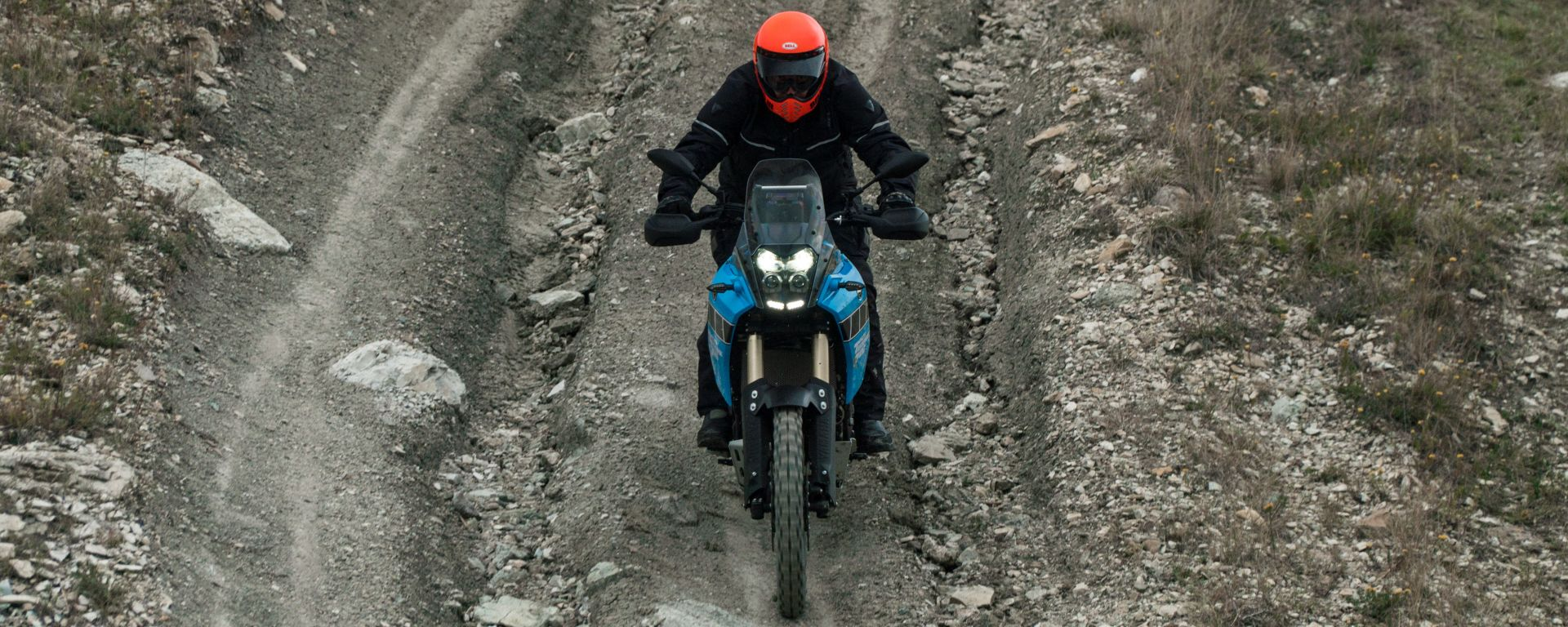 Yamaha Ténéré 700 Rally Edition: il richiamo della Dakar