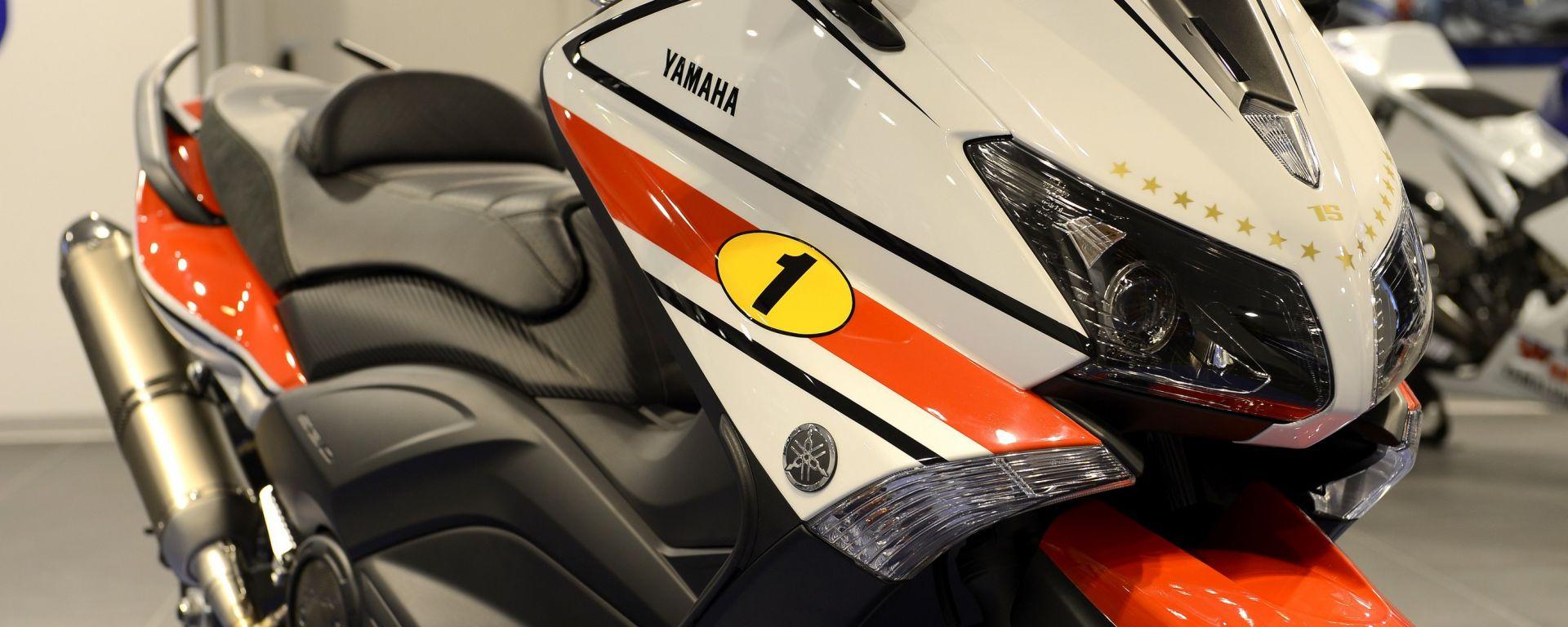 """Yamaha TMAX 530 """"Ago"""""""