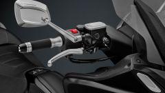 Yamaha Tmax 530 SX, specchietti universali