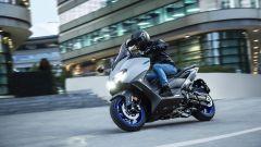 Yamaha TMAX 560 2020: 3/4 anteriore