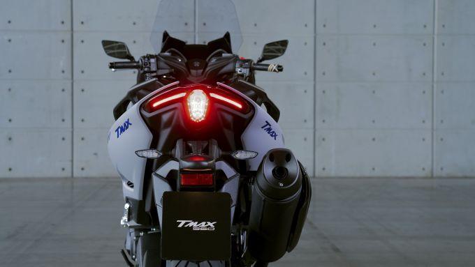 Posteriore Yamaha TMAX 560 2020