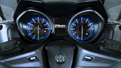 Yamaha TMAX 560 2020: la strumentazione