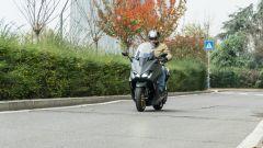Yamaha TMax 560 2020: la prova della versione full optional Tech Max - Immagine: 4
