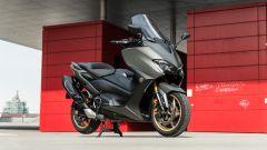 Yamaha TMax 560 Tech Max 2020: 3/4 anteriore