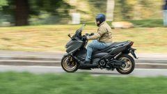 Yamaha TMax 560 Tech Max 2020: il re degli scooter sportivi