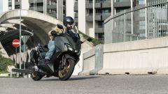 Yamaha TMax 560 Tech Max 2020: la prova su strada