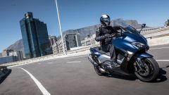 Yamaha TMAX DX 2017, costa 13.390 euro