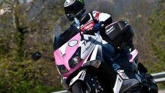 Yamaha TMax Giro d'Italia 2012 - Immagine: 10