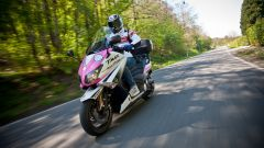 Yamaha TMax Giro d'Italia 2012 - Immagine: 14