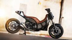 Yamaha TMax Hyper Modified by Roland Sands, anche in video - Immagine: 6