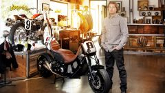 Yamaha TMax Hyper Modified by Roland Sands, anche in video - Immagine: 5