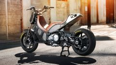 Yamaha TMax Hyper Modified by Roland Sands, anche in video - Immagine: 4