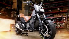 Yamaha TMax Hyper Modified by Roland Sands, anche in video - Immagine: 14