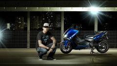 Yamaha TMax Hyper Modified Marcus Walz - Immagine: 1