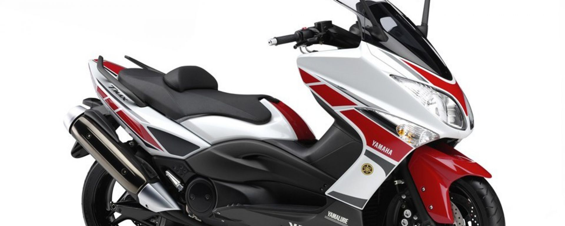 Yamaha Tmax Anniversary Edition