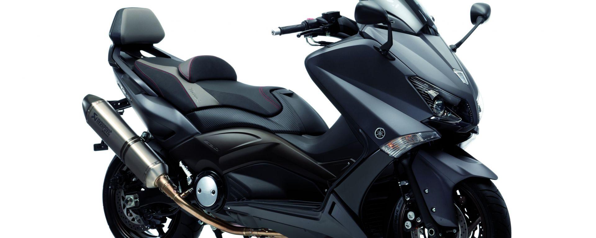 Yamaha TMax 2012 Sport e Touring
