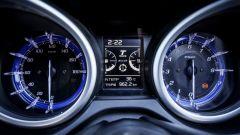 Yamaha TMAX SX 2017: il quadro strumenti