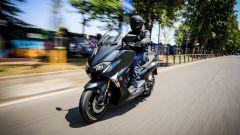 Yamaha TMAX SX 2017: il test ride