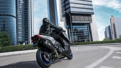 Yamaha Tmax SX Sport Edition: arriverà nei concessionari ad aprile