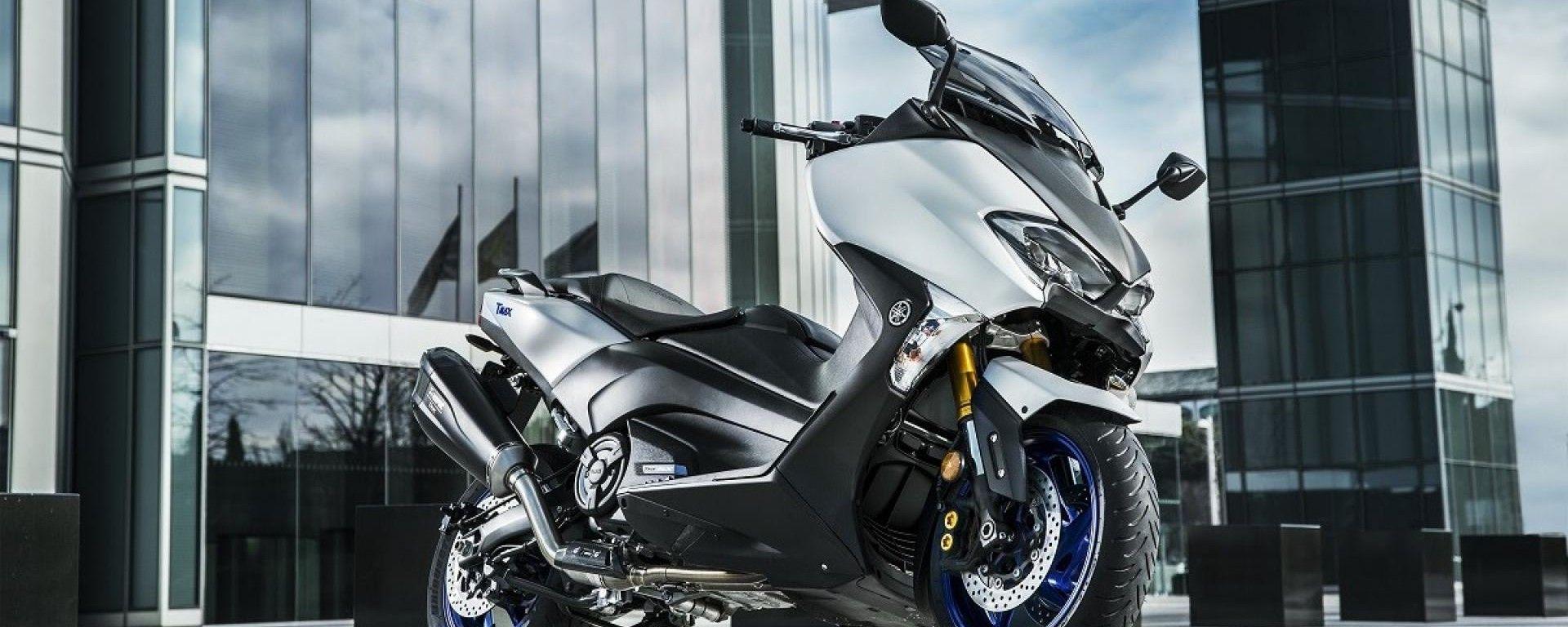 Yamaha Tmax SX Sport Edition: svelato il prezzo