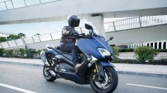Yamaha Tmax Sx Sport Edition, versione Blu