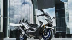 Yamaha Tmax Sx Sport Edition, vista frontale