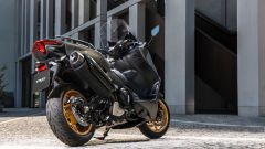 Yamaha Tmax Tech Max 560 diventa Euro5 per il 2021