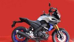 Yamaha Tracer 125: scheda tecnica, uscita, potenza, prestazioni
