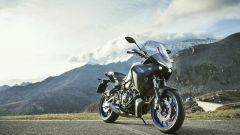 Yamaha Tracer 700 2020: 3/4 anteriore